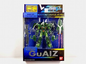 MOBILE SUIT IN ACTION!! ZGMF-600 GuAIZ ゲイツ